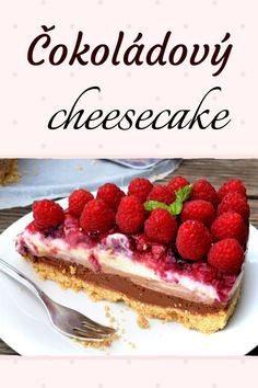Sweet Cakes, Cheesecakes, Tiramisu, Food And Drink, Pasta, Cooking, Ethnic Recipes, Desserts, Kitchen