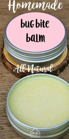 Homemade Bug Bite Cream – Anti-Itch and All Natural – Clarks Condensed Homemade bug bite cream / homemade anti-itch cream / essential oils / homemade lotion Essential Oil Anti Itch, Homemade Essential Oils, Bug Bite Essential Oil, Tips For Oily Skin, Moisturizer For Oily Skin, Facial Cleanser, Salve Recipes, Anti Itch Cream, Homemade Skin Care