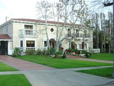 Movie Star Homes, Hollywood, California   Travel Photos By Galen R  Frysinger, Sheboygan, Wisconsin