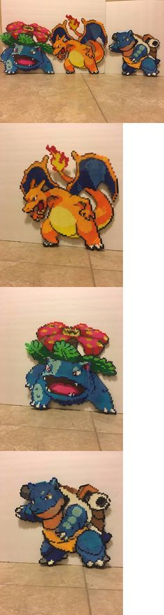 Beaded Items 83889: Pokemon Perler Pixel Art -> BUY IT NOW ONLY: $135 on eBay!