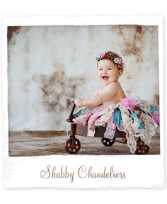 Shabby Chandeliers