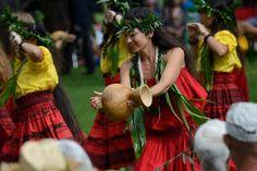 Ipu Hula  | Emmalani Hula Festival Koke`e, Kaua`i
