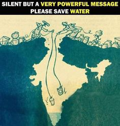 Feel the importance of water and the save the water. #savewater #india #tamilnadu #nature #people #valuableimage Save Water Images, Save Water Slogans, Save Water Quotes, Save Water Poster Drawing, Poster On Save Water, Save Water Save Life, Slogan For Save Water, Environment Painting, Save Environment