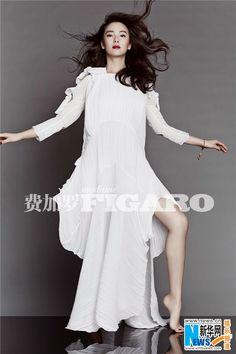 Chinese actress Zhang Yuqi | China Entertainment News