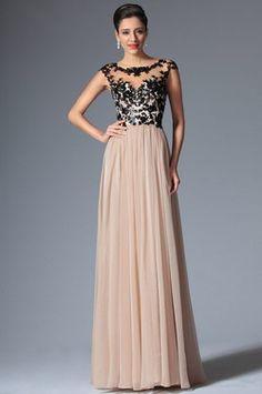 eDressit 2014 New Round Neckline Stylish Evening Dress Prom Dress (02148614) - USD 183.06