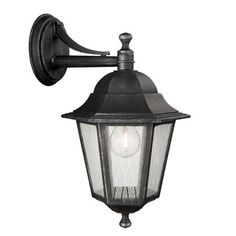 Philips Toulouse Wall Lantern, 60W - 230V, Grey - 153315410