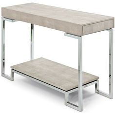 the Beverly console, just the right touch of glam at #canvasinteriors