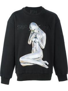 c697d0319d7c Mens Sweatshirts, Printed Sweatshirts, Hoodies, Black Cotton, T Shirt,  Graphic Sweatshirt