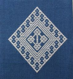 Kogin embroidery (Northern Japan)