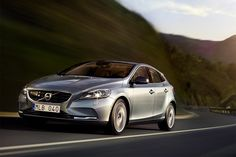 Ooooh, I had one of the old V40s and now I want one of the new ones...    We have no idea whether it will ever make it to the U.S., but that won't stop us from lusting after the Volvo V40 ($TBA) just the same. As you'd expect from the Scandinavian automaker, the V40 is loaded with safety features and it's also quite drivable, with a range of powerplants delivering up to 254 hp, braking energy regeneration, and your choice of manual or automatic gearbox.