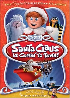 Santa Claus Is Comin to Town [Reino Unido] [DVD]