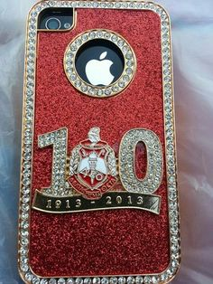DST cell phone case