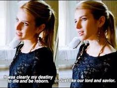 I love Madison. A Girl Like Me, My Love, American Horror Story Series, Madison Montgomery, Real Monsters, Horror Show, My Destiny, Emma Roberts, Ahs