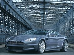 "2006 Aston Martin DBS - James Bond in ""Casino Royale"" - Side Angle - Bridge - Wallpaper Aston Martin Dbs V12, Skyfall, Cheap Luxury Cars, James Bond Casino Royale, Storm London, James Bond Cars, Martin Car, Auto Motor Sport, Audi S5"