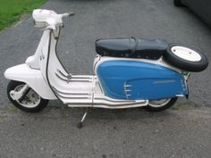 For folks crazy about Italian scooters, it just doesn't get much better than this 1965 Lambretta TV200. This one is still wearing its original paint and is looking great. In preparation for sale, the owner has recently cleaned the carb, replaced the piston and rings, and obtained a new coil. This