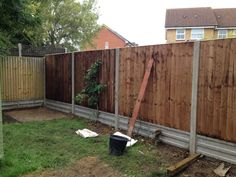 Perimeter fencing Www.reviveandsanitise.co.uk Garden Makeover, Fencing, Shed, Outdoor Structures, Picket Fences, Backyard Sheds, Sheds, Coops, Barn
