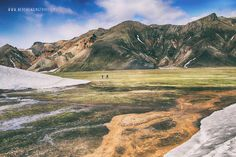 Landmannalaugar słoneczna odsłona Trekking, Iceland, Mountains, Travel, Viajes, Destinations, Traveling, Hiking, Trips