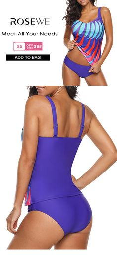 Cute tankinis for women at Rosewe.com, FREE SHIPPING...check it out.