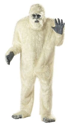 Adult Abominable Snowman Yeti Mens Halloween Costume - PennysRus www.pennysrus.com in assosication with: www.yourlocalarti... - Thrift store, thrift shop, thrift, , Insta sales, sale, for sale, bargains, never pay retail, I , love good deal, Bargain shopper, insta style, frugal, style for less, bargain, bargain hunter frugal living, thrifty, I love vintage, thrift society, resale, style, citizens of thrift, vintage, vintage clothing for sale, one of a kind, vintage style, vintage sale…