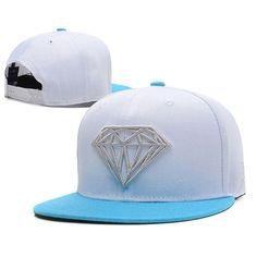 0aecb151f68 Diamond Snapback Cap Man