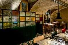 Perimetro Food Verona Interior Design di Studio Quaranta, Brescia