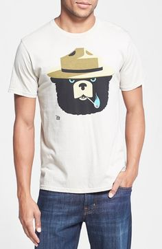 'Bear' Graphic T-Shirt
