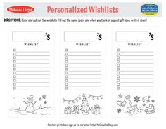 2 Free Printables for Kids and Adults to Enjoy Thanksgiving Week | Melissa & Doug Blog Melissa & Doug, Write It Down, Creative Play, Toddler Girl Outfits, Pediatrics, Kids Christmas, Vignettes, Free Printables, Great Gifts