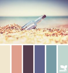 This website allows you to create palettes around any color you want, or shows you different color palettes available.