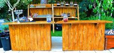 Mobile Wet and Dry Bar Hire in Oxfordshire, Berkshire, Surrey, Bucks, Hampshire and SE England. Bar Hire, Bar Unit, Bbq Catering, Pop Up Bar, Mobile Bar, Jam Jar, Beverage Packaging, Wet And Dry, Bar Ideas