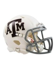 Riddell Texas A&M Aggies Speed Mini Helmet - Black