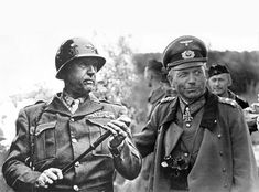 HistoCast 62 – Vidas paralelas: Patton – Guderian