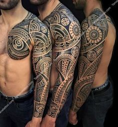 Amazing Samoan Tattoos Más