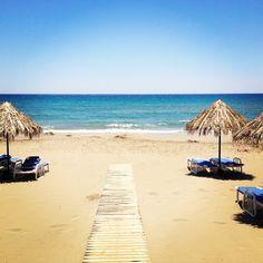 Beachlife in Crete☀