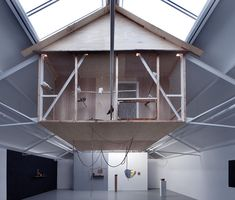 Zilvinas Landzbergas, The Capital R, Galerie Fons Welters, exhibition overview, 2013