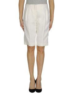 Narciso Rodriguez | White Bermuda Shorts | Lyst