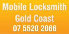 Call us if you have any security concern at all - vehicles, home, office - 07 5520 2066 U Mobile, Mobile Locksmith, Locksmith Services, Gold Coast, The Unit, Website