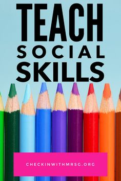 Teach social skills group in five steps. Help your student build social emotional vocabulary and improve classroom relationships.  #socialskills #teachsocialskills #teachspecialeducation Brainstorming Activities, Social Skills Activities, Teaching Social Skills, Teaching Special Education, Speech Therapy Activities, Learning Resources, Teaching Kids, List Of Skills, Life Skills