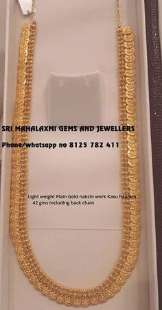 Gold Bangles Design, Gold Earrings Designs, Beaded Jewelry Designs, Gold Jewellery Design, Gold Temple Jewellery, Gold Wedding Jewelry, Gold Haram Designs, Gold Jewelry Simple, Gold Necklace