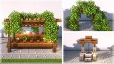 Château Minecraft, Villa Minecraft, Architecture Minecraft, Construction Minecraft, Minecraft Welten, Minecraft Garden, Minecraft Cottage, Minecraft Structures, Minecraft Mansion