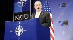 Secretário de Defesa dos EUA diz não ver possibilidade de colaboração militar com a Rússia