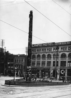 Seattle Olympic Hotel 1904