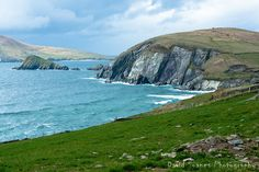 Dingle Peninsula, County Kerry, Ireland.  I want to go to Ireland more than any other place in the world.