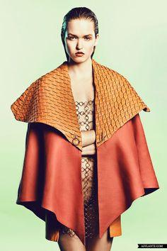 'The World of Tomorrow' Fashion Collection // Katarzyna Juzak | Afflante.com