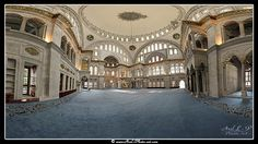 Virtual Panoramic 3D : Nuruosmaniye Mosque  Site :   www.axel-photo-art.com  Page Facebook :   www.facebook.com/axelphoto