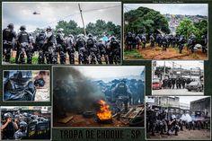Quadro de Imagens TROPA DE CHOQUE-SP