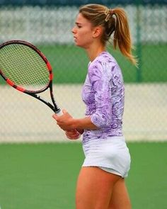 Camila Giorgi - Sport News Camila Giorgi, Tennis Wear, Pro Tennis, Volleyball Inspiration, Girl Sweat, Beautiful Athletes, Tennis Players Female, Women Volleyball, Girl Celebrities