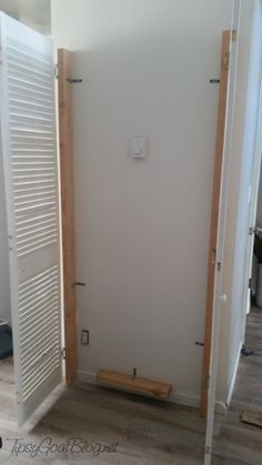 """Obtain fantastic ideas on """"laundry room storage diy cabinets"""". They are actually offered for you on our internet site. Laundry Room Organization, Laundry Room Storage, Closet Storage, Storage Drawers, Kitchen Storage, Storage Shelves, Storage Organization, Small Shelves, Laundry Rooms"""