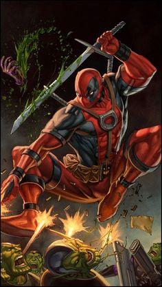 Imagenes de Deadpool
