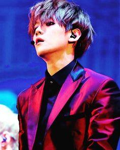 Baekhyun I love youu to the moon n back