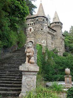 Chateau de Rochelambert,Saint-Paulien, France - Wikipedia